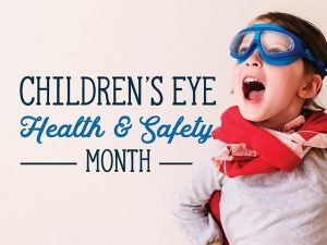 Children's Health and Safety Month