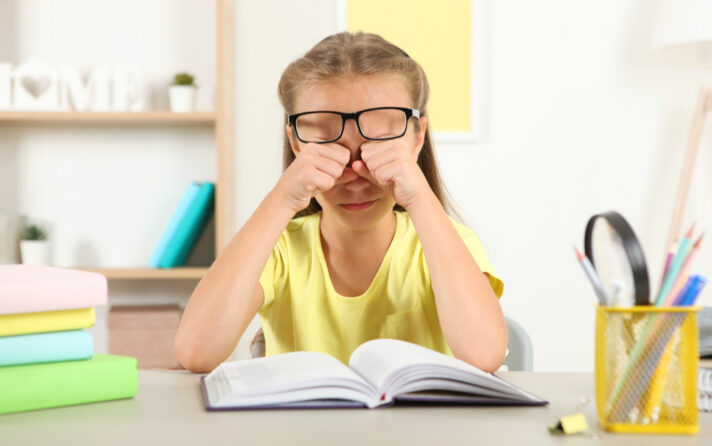 Common Myths About Children's Eyes